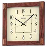 Seiko QXA469BLH Mission Style Wall Clock