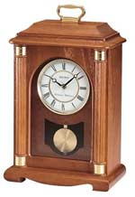 Seiko QXJ114BLH Chiming Pendulum Chiming Mantel Clock