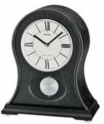 Seiko QXQ027KLH Black Chiming Mantel Clock